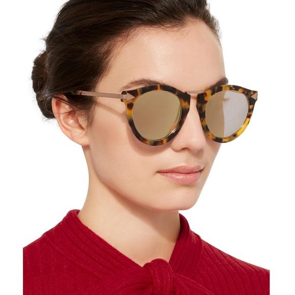 6d586641bb59 Karen Walker Harvest Superstar Sunglasses